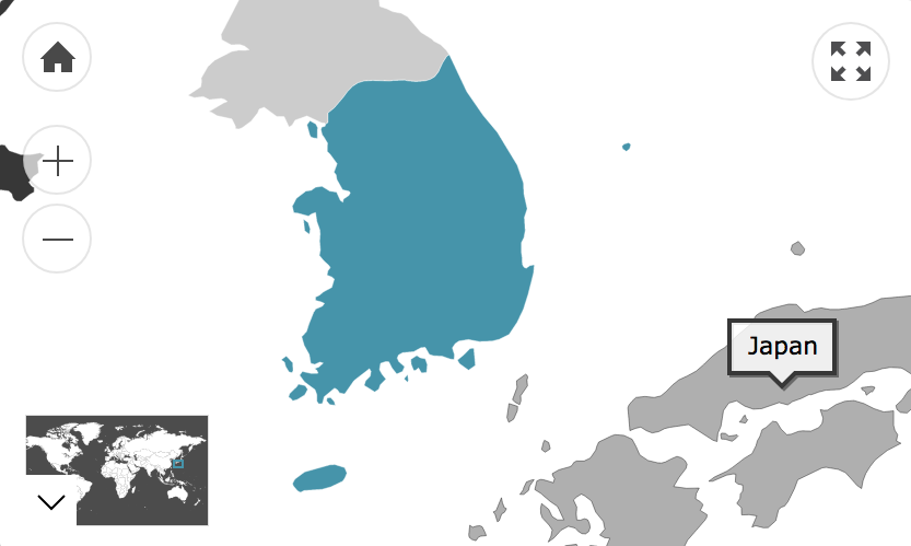 Country South Korea