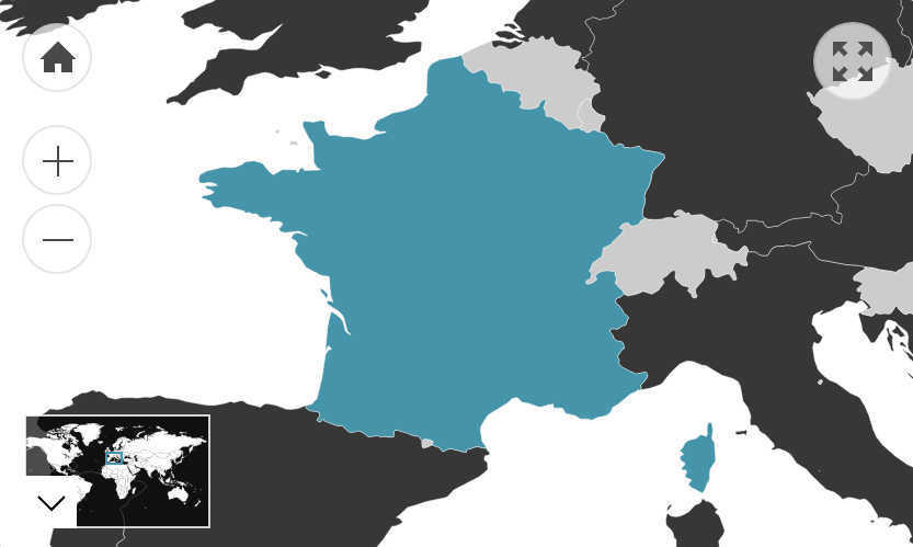 Country France