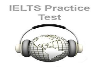 IELTS Practice Listening Test