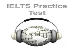 Ielts practice listening test small