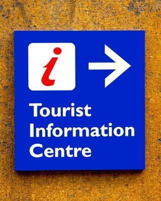 Going to the Tourist Information Centre