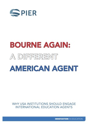 Bourne again: a different american agent original